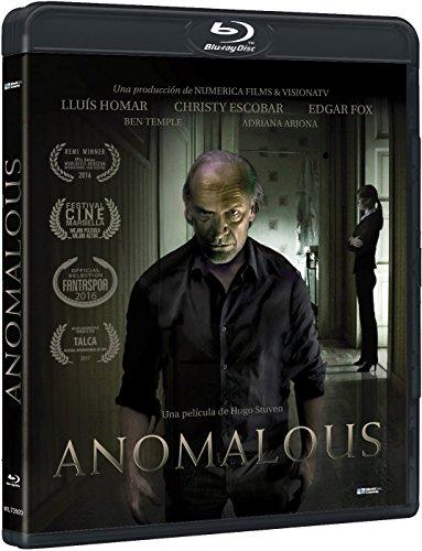 Anomalous [Blu-ray] 51gQPj8tvZL