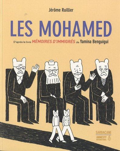 Les Mohamed : D'après le livre (dBD Awards 2012 de la meilleure BD reportage)