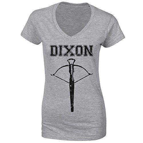 Crossbow Daryl Dixon The Walking Dead XL Damen T-Shirt