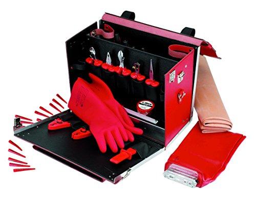 Cimco Sicherheit Werkzeugkoffer Sortiment, 170340