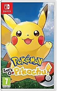 Pokemon Let's Go Pikachu! for Nintendo Switch - Free Re