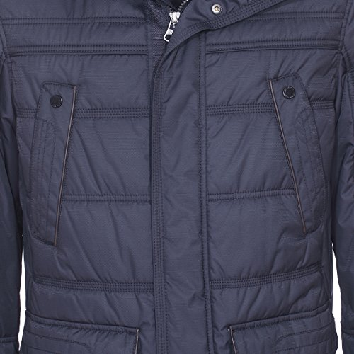 New Canadian Manteau homme grande taille Marine Marine