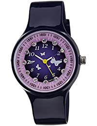 Zoop Analog Blue Dial Children's Watch -NKC4038PP01
