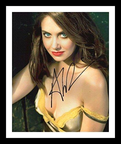 Alison Brie Autogramme Signiert Und Gerahmt Foto - Alison Brie Fotos
