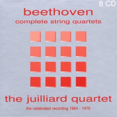 Beethoven-Quatuors Juilliard-set
