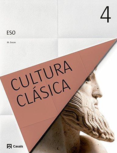 Cultura clásica 4 ESO (2016)