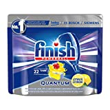 Finish Quantum Citrus, Spülmaschinentabs, 22 Tabs, 400 g