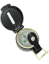 Scout Kompass mit Visiereinrichtung, flüssigkeitsgedämpft