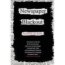 Newspaper Blackout by Austin Kleon (2010-04-13)