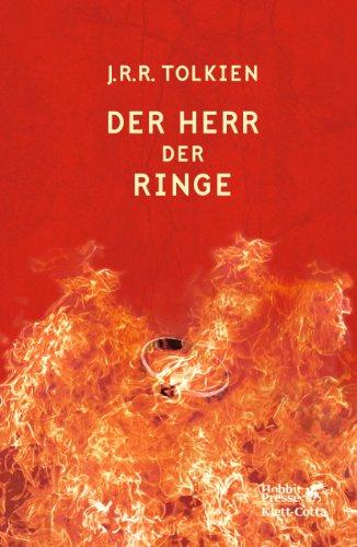 Buchseite und Rezensionen zu 'Der Herr der Ringe' von J.R.R. Tolkien