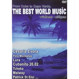 V/A-BEST WORLD MUSIC VIDEO CLIPS -DVD
