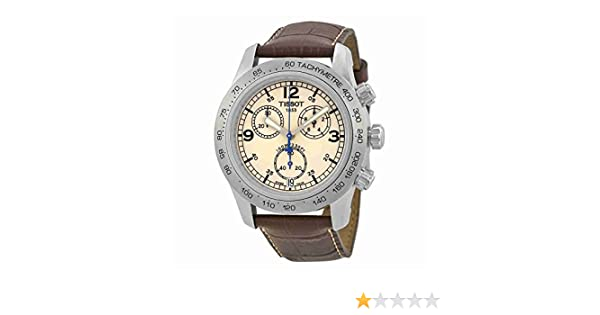 0bf139eef45 Buy Tissot Analogue Ivory Dial Men s Watch T36.1.316.72 Online at Low  Prices in India - Amazon.in