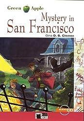 Green Apple: Mystery in San Francisco + Audio CD