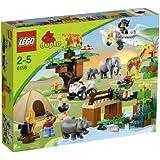 Lego Duplo Legoville - 6156 - Jouet d'Eveil - Le Safari