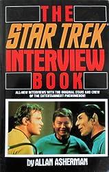 '''STAR TREK'': THE INTERVIEW BOOK (STAR TREK)' by ALLAN ASHERMAN (1988-01-01)