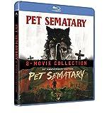 Locandina Pet Sematary 2 Film Collection (Box Set) (2 Blu Ray)