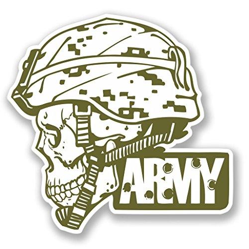 2-x-army-gepack-vinyl-aufkleber-aufkleber-laptop-reise-gepack-auto-ipad-schild-fun-4144-15cm-150mm-w