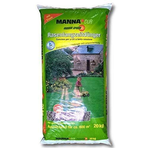 MANNA DUR Green Speed Rasendünger 20 kg
