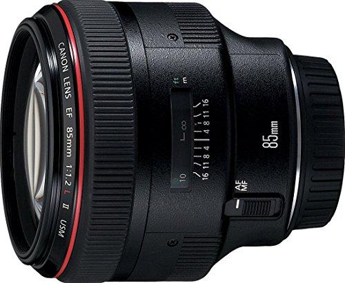 Canon Obiettivo EF 85 mm F1.2 L Ii USM