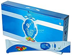 Contailns Added Nature Identical Flavouring Substance - Drink One Sachet Twice A Day With Water Or Fruit Juice Preferably Before Meals. Not Recommended For Children