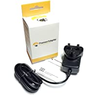 PremierAdapter™ 12v 2A AC Adapter 4mm x 1.7mm DC Plug Tip UK Mains Charger for 12V LG…