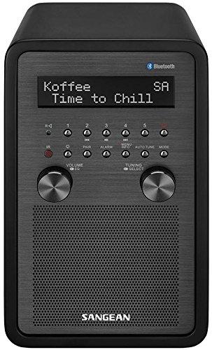 Sangean DDR-60BT Radio Digital (Dab+, Radio FM,