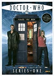 DOCTOR WHO MAGAZINE - SPECIAL EDITION #11 - THE DOCTOR WHO COMPANION: SERIES ONE - 2005