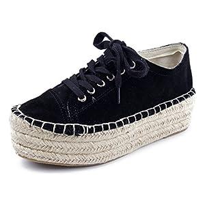 AgeeMi Shoes Mujeres Puntera Redonda Cerrada Sin Cordones Sólido Plano