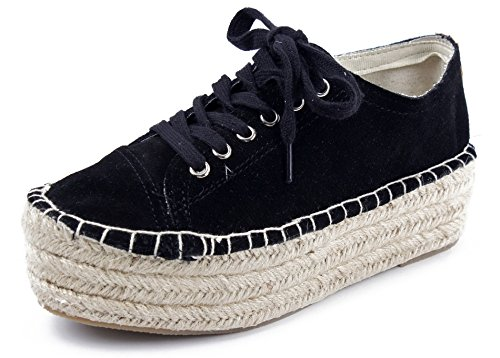 AgeeMi-Shoes-Mujeres-Puntera-Redonda-Cerrada-Sin-Cordones-Slido-Plano