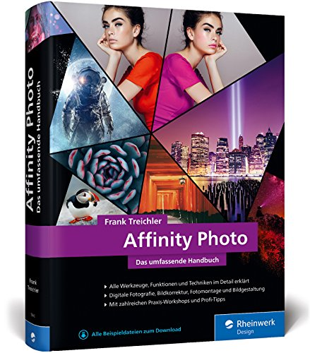 Affinity Photo: aktuell zur neuen Version 1.6 - La La Photo