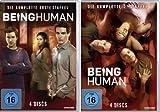 Being Human - Staffel 1+2 (8 DVDs)