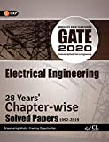 GATE 2020 - 28 Years' Chapterwise Solved Papers (1992-2019) - Electrical Engineering