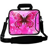 Image of 10 Shoulder Strap Sleeve Soft Case Bag Pouch for Laptop Netbook Notebook - Comparsion Tool