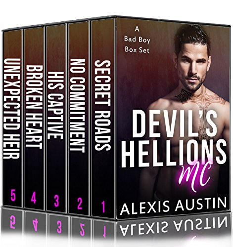 Devil's Hellions MC Complete Series Box Set (English Edition) (Season New Collection Womens)