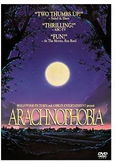Arachnophobia by Jeff Daniels