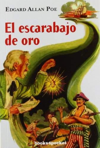 El escarabajo de oro (Books4pocket)