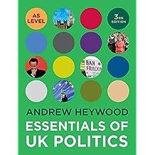 Essentials of UK Politics