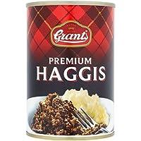 Grant's 392g Premio Haggis (Confezione da 6)