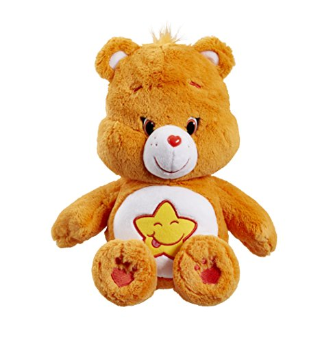 care-bear-jp430484300-plush-toy-with-dvd-laugh-a-lot-medium