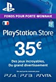 Carte Playstation Network 35 E...