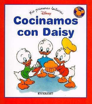 Cocinamos con Daisy (Mis primeras lecturas Disney) por Walt Disney Company