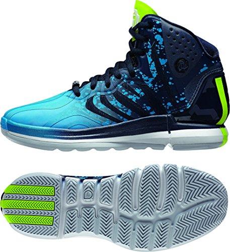 Adidas D Rose 4.5 G99362 Herren Basketballschuhe / Basketballstiefel Blau Blau