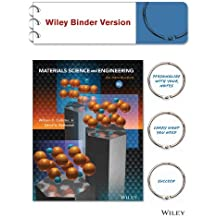 Materials Science and Engineering: An Introduction 9e Binder Ready Version + WileyPLUS Registration Card by William D. Callister (2012-10-08)