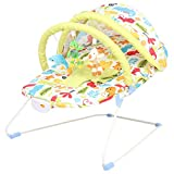 #3: Tiffy and Toffee Baby Buddy Musical Bouncer (Spring Green)