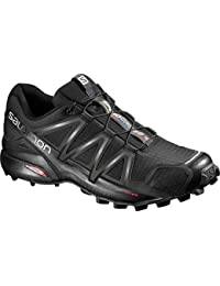 Salomon Speedcross 4, Men - Trail running shoes, Chaussures de course, Homme
