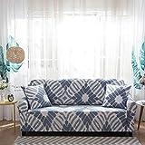 MissHome Sofabezug 1/2/3/4 Sitzer Elastischer Sofaüberwurf Sofa Cover Stretch Hussen für Sofa/Couch Jacquard Sofahusse Couchbezug