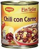 Maggi Ein Teller Chili con Carne, 325 g Dose, für 1 Portion, 5er Pack (5 x 325g)