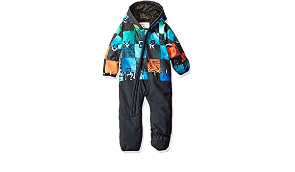 808db005e Quiksilver Baby Little Rookie Sesame Street Snow Suit: Amazon.in: Clothing  & Accessories