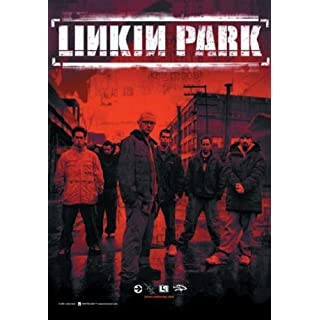 Linkin Park Poster Fahne Band