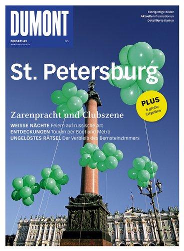 DuMont Bildatlas St.Petersburg